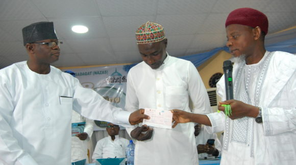 NAZAS… spreading socio-economic benefits of Zakat among Nigerians  By Sulaiman Salau